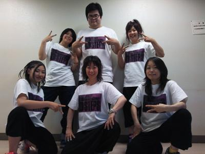 6steps 名大祭出演